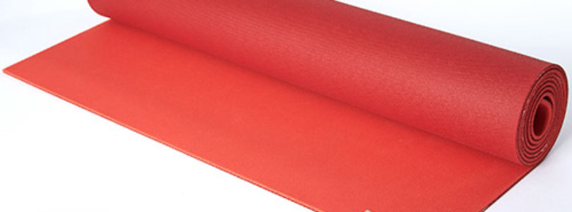 Jade Harmony Yogamatta – Two Tone Chili Red